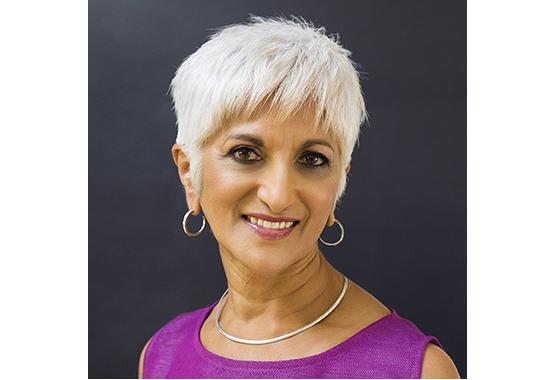 Vivian Singh, President AICI Canada